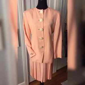 Vintage Dior Skirt Suit